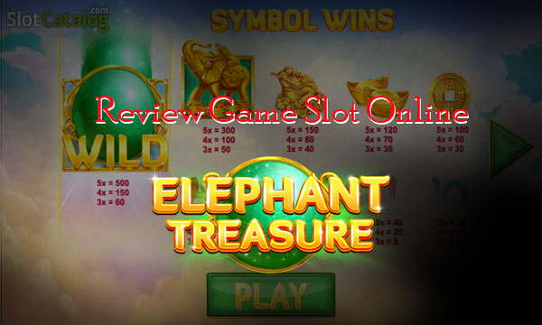 Review-Game-Slot-Online-Elephant-Treasure