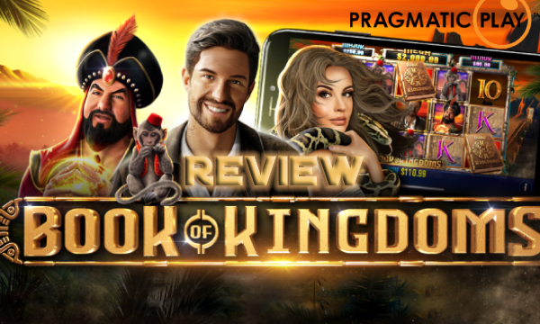 Review Slot Online Book Of Kingdom Pragmatic Play
